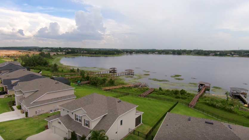 John's Lake Landing, Clermont, Florida